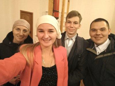Встреча в Молодежном православном центре «Никольский»