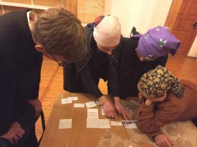 Встреча молодёжи в «Никольском»